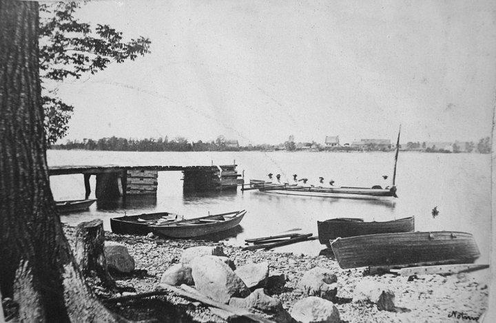 1863 - Ferry Landing