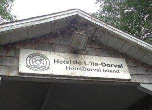 Hotel D'Ile Dorval
